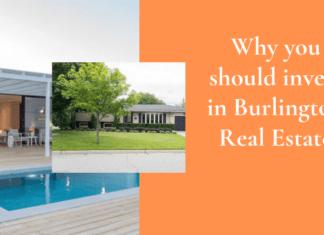 Invest in Burlington Real Estate